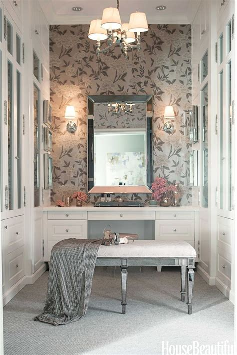 25 best ideas about closet wallpaper on small