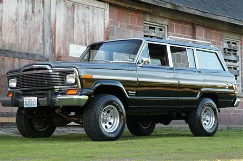 jeep grand wagoneer amc   sale  danbury
