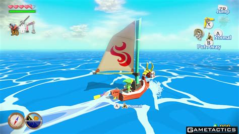 The Legend Of Zelda The Wind Waker Hd Review Wii U