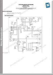 1993 1994 Suzuki Swift Wiring Diagram Manual Original
