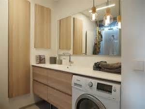 badezimmer gardinen skandinavisches design bad mit ikea roomido