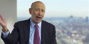 How Lloyd Blankfein started out on Wall Street - Business ...