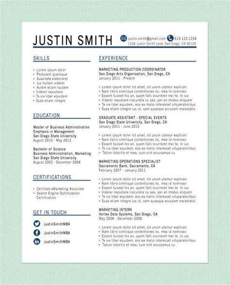 Ideas For Skills On A Resume by 25 Best Ideas About Resume Exles On Resume Resume Tips And Resume Ideas