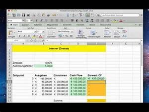 Interner Zinssatz Berechnen : excel funktion zinsz wert der zinsen einer rate erm ~ Themetempest.com Abrechnung