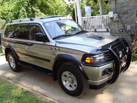Ecualatinboy 2005 Mitsubishi Montero Sport Specs, Photos