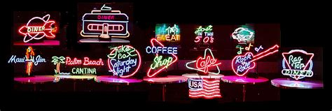 what were beer neon colors in the 50s and 60s victory glass order page