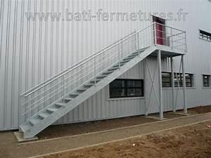Escalier Industriel Occasion : bati fermetures normandie escalier industriel escalier design escalier quart tournant ~ Medecine-chirurgie-esthetiques.com Avis de Voitures