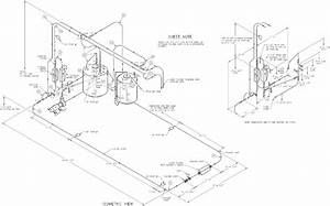 2   Schematic Of Flow Loop Piping System With Major