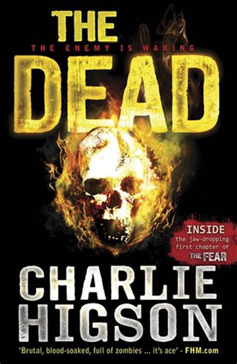 dead  enemy   charlie higson reviews