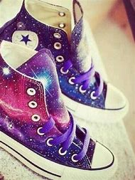Converse All-Star Galaxy Shoes