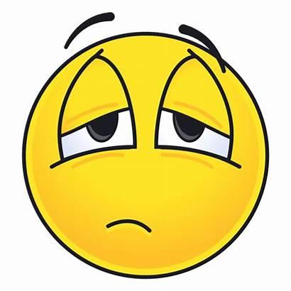 Tired Cansado Emoticon Emoji Transparent Emoticono Cartoon