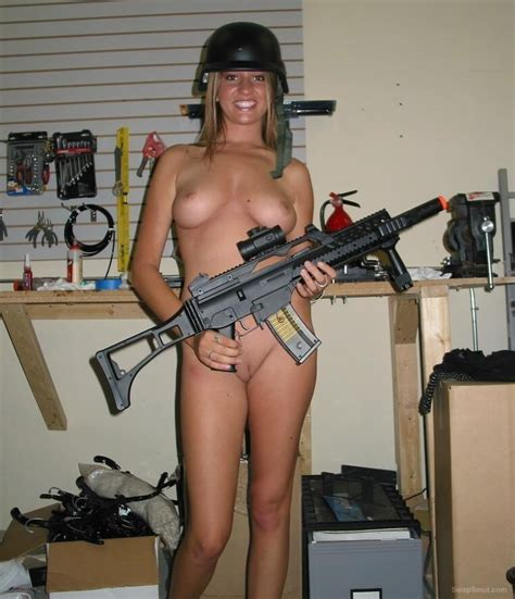 Army Girls Luscious