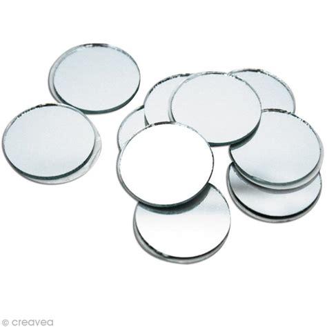 emporte rond cuisine miroir rond 25 mm x10 miroir autocollant rond creavea