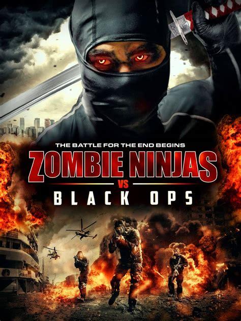 zombie vs ninjas ops movie dvd movies poster horror redbox action summary imdb caine kira game flash