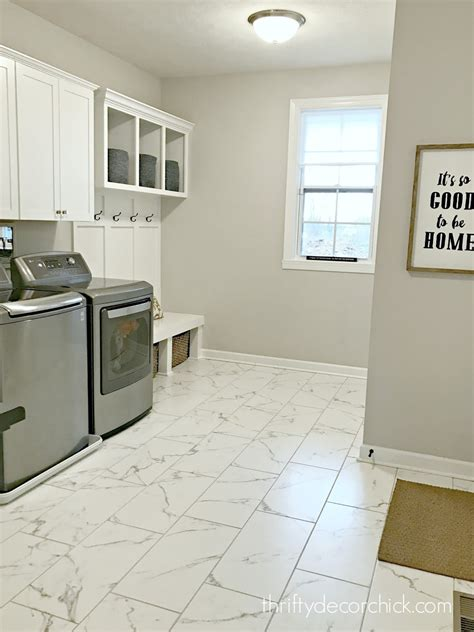 Our Mud Room Laundry Room Combo (this Time I Love It