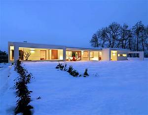 Modern Countryside House Design in Italia from Damilano