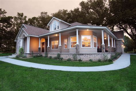 Modular Homes With Covered Porches