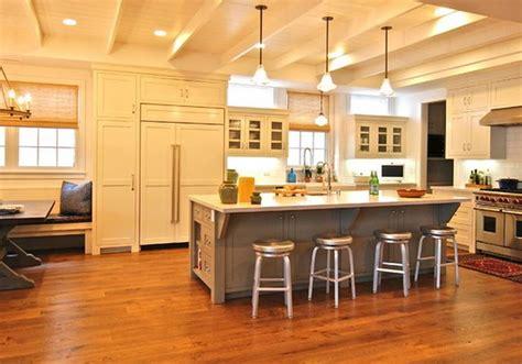ilot cuisine avec table ilot central cuisine avec bar deco maison moderne