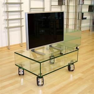 Tv Schrank Glas : tv schrank rollbar m bel design idee f r sie ~ Indierocktalk.com Haus und Dekorationen