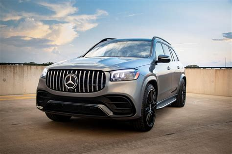 Then browse inventory or schedule a test drive1. 2021 Mercedes-Benz AMG GLS 63 Performance and MPG | CarIndigo.com