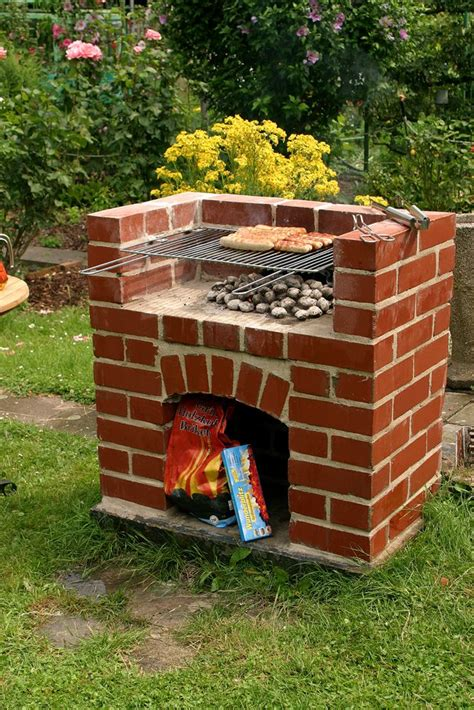 grill selber mauern 25 best ideas about grill selber bauen on grillen im freien gartengrill selber