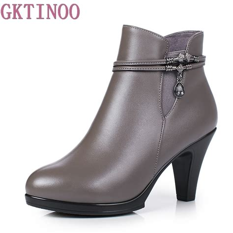 Aliexpress Buy Fashion Autumn Winter Women Boots