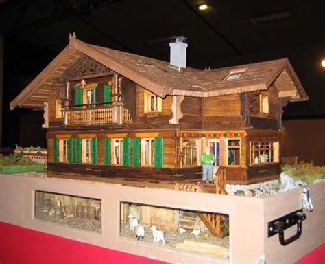 le chalet de l ours les 101 meilleures images 224 propos de chalets miniatures sur poup 233 es en bois
