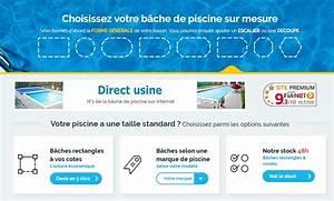 Bache Piscine Sur Mesure : le sp cialiste de la b che piscine standard et sur mesure ~ Dailycaller-alerts.com Idées de Décoration