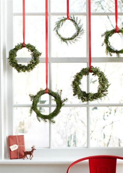 Fensterdeko Weihnachten Rot by Fensterdeko F 252 R Weihnachten Wundersch 246 Ne Dezente Und