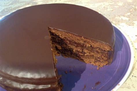 recette de gateau tout chocolat facile