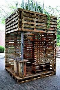 Haus Aus Paletten : recycling m bel 105 verbl ffende modelle ~ Whattoseeinmadrid.com Haus und Dekorationen