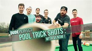 Dude Perfect | The Making Of Pool Trick Shots - YouTube