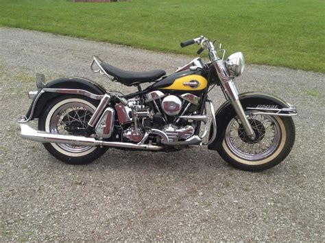 Harley Davidson Duo Glide Motorcycles For Sale