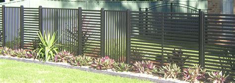 Front Yard Fencing, Residential, Commercial & Industrial