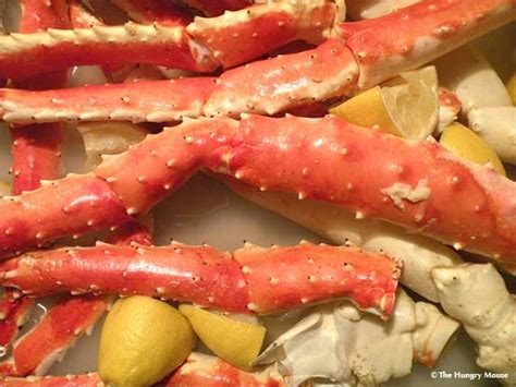 how to cook king crab legs boil how to cook king crab the hungry mouse