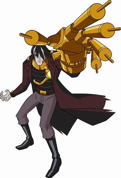 Kleiss Van Rex Generator Villains Wiki Anime