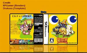 Final Fantasy Fables Chocobo Tales Nintendo DS Box Art