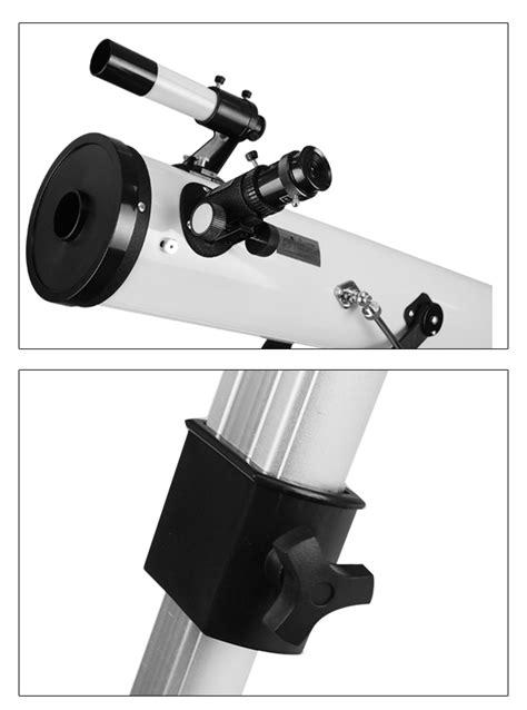 Astronomical Telescope 114mm Aperture 675x Zoom HD High