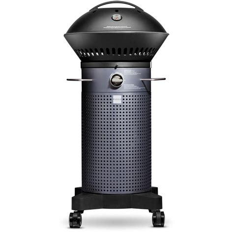 gas grills fuego element propane gas grill carbon gray shopperschoice com