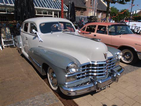 1942 Cadillac Series 67 Information And Photos Momentcar