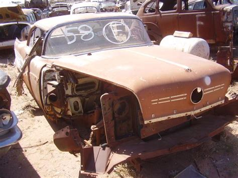 Buick Parts by 1958 Buick Buick Special 58bu0540c Desert Valley Auto