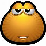 Smiley Brown Monsters Icon Face Emoticon Sleeping