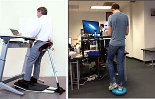 ergonomic standing desk chair