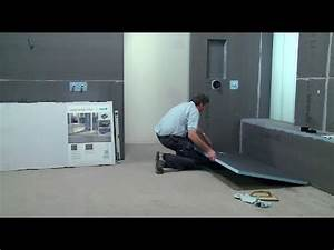 Wedi Bodengleiche Dusche : wedi nl training inloopdouche fundo primo op betonnen vloer inbouwen youtube ~ Frokenaadalensverden.com Haus und Dekorationen