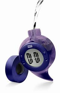 Change By Design Pdf Free Bedol Battery Free Water Powered Clock Adds Alarm Function