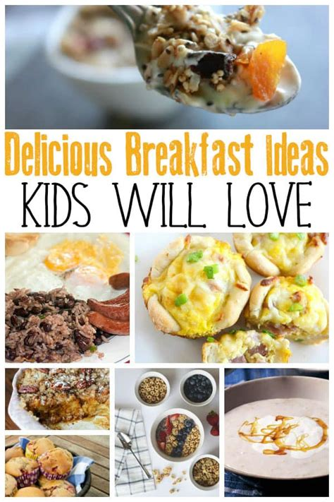 delicious breakfast ideas for 234 | Breakfast Ideas for Families feature