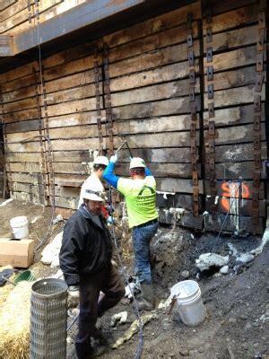 Sink Hole Repair & Site Construction Soil Stabilization