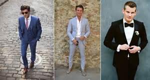 tenues de mariage tenue homme invité mariage le mariage