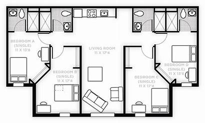 Ucf Floor Plans Dimensions Housing Towers Living