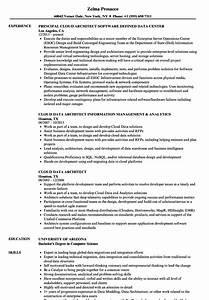 cloud data architect resume samples velvet jobs With cloud security architect resume